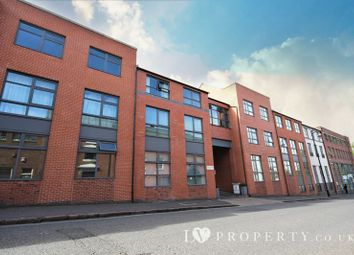 Thumbnail 1 bedroom flat for sale in The Big Peg, Warstone Lane, Hockley, Birmingham