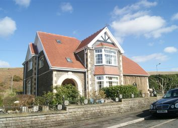 Thumbnail 6 bed detached house for sale in Bryn, Port Talbot