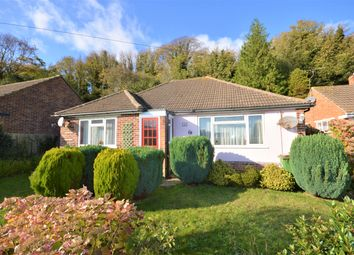 Thumbnail 3 bed semi-detached bungalow for sale in Valley Road, Sandgate, Folkestone