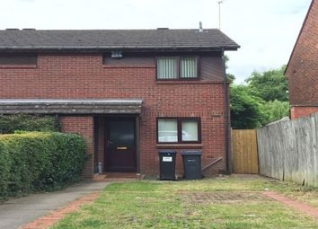 Thumbnail 2 bed end terrace house to rent in Ferncliffe Road, Harborne