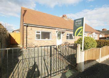 Thumbnail 2 bed semi-detached bungalow for sale in Austral Avenue, Woolston, Warrington