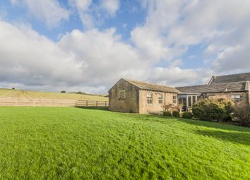Thumbnail 3 bed cottage for sale in Wakefield Road, Lepton, Huddersfield