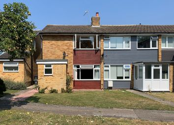 3 bed end terrace house for sale in Lucksfield Way, Great Baddow, Chelmsford CM2