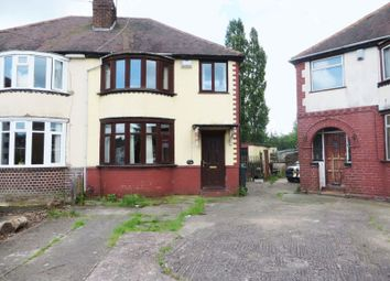 Thumbnail 3 bedroom semi-detached house for sale in Sycamore Road, Oldbury