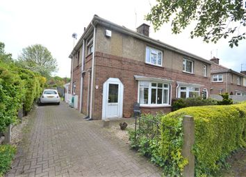 Thumbnail 3 bed semi-detached house for sale in Queen Mary Road, King's Lynn