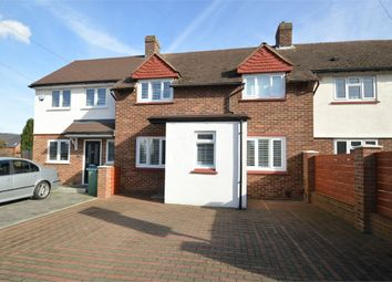 Thumbnail 3 bed terraced house for sale in Southdown Road, Hersham, Walton-On-Thames