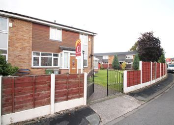 Thumbnail 2 bed terraced house for sale in Lingfield Avenue, Sale