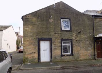 Thumbnail 1 bedroom terraced house for sale in Silverhill Road, Bradford