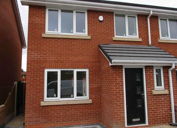 Thumbnail 3 bed town house to rent in Cecil Street, Leigh, Manchester, Greater Manchester