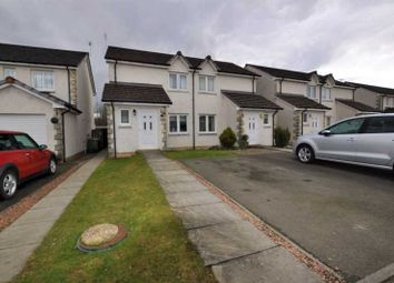 Thumbnail 2 bed semi-detached house for sale in 84 Smithfield Meadows, Alloa, 1Tf, UK