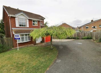 Thumbnail 4 bed detached house for sale in Lime Road, Southam