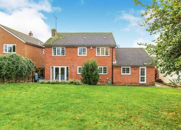 4 bed detached house for sale in De Capel Close, Woodford, Kettering NN14