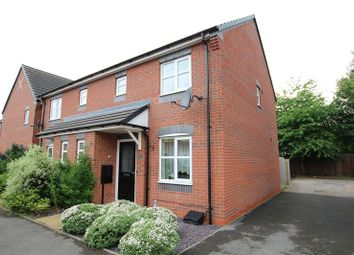 Thumbnail 3 bed semi-detached house to rent in Panama Road, Burton-On-Trent