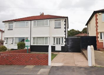 Thumbnail 3 bed semi-detached house for sale in Inglewood Crescent, Off Wigton Road, Carlisle, Cumbria