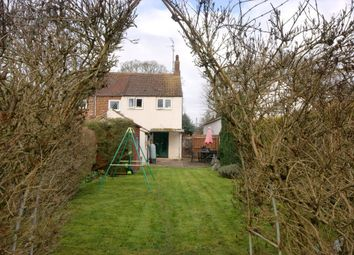 Thumbnail 2 bed semi-detached house for sale in Little London, Spalding