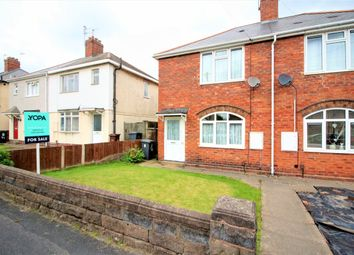 Thumbnail 2 bedroom semi-detached house for sale in Mills Road, Wolverhampton