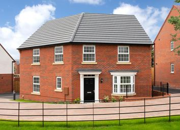 "Thumbnail 4 bed detached house for sale in ""Ashtree"" at Fosse Road, Bingham, Nottingham"