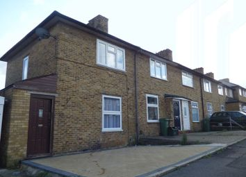 Thumbnail 2 bed terraced house to rent in Thornton Road, Carshalton