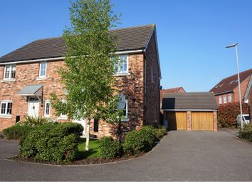 Thumbnail 3 bed semi-detached house for sale in Abbey Park Way, Crewe
