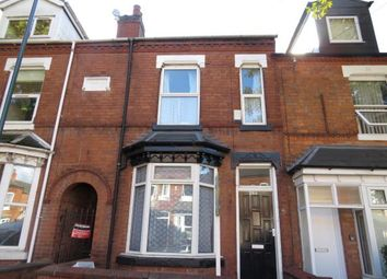 Thumbnail 5 bed terraced house for sale in Tiverton Road, Selly Oak, Birmingham, West Midlands