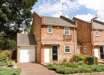 Camberley, Surrey GU15. 3 bed link-detached house
