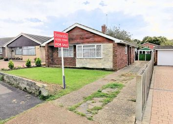Thumbnail 2 bed detached bungalow for sale in Stradbrook, Gosport