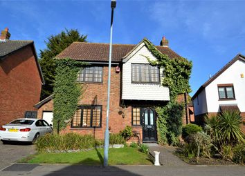 Thumbnail 4 bed detached house to rent in Wickets Way, Hainault, Essex
