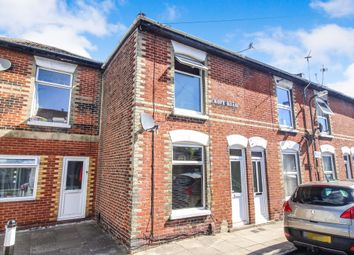 Thumbnail 2 bedroom terraced house for sale in Croft Road, Portsmouth