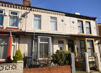 Thumbnail 3 bed terraced house to rent in Eaton Avenue, Seaforth, Liverpool