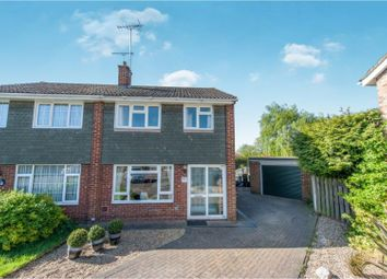 Thumbnail 3 bed semi-detached house for sale in Hag Hill Rise, Maidenhead