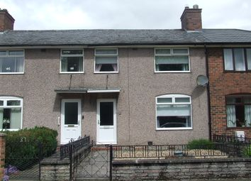 Thumbnail 3 bed terraced house for sale in Victory Avenue, Gretna