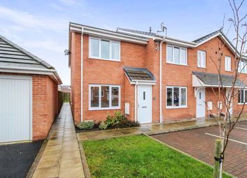 Thumbnail 2 bed semi-detached house to rent in Chandlers Close, Buckshaw Village, Chorley