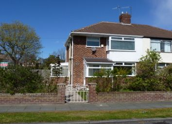 Thumbnail 3 bed semi-detached house to rent in Pine Avenue, Bebington, Wirral
