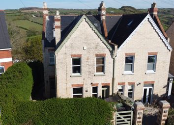 Thumbnail 6 bed semi-detached house for sale in Chambercombe Park Road, Ilfracombe