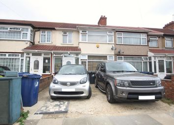 Thumbnail 4 bed terraced house for sale in Craven Avenue, Southall