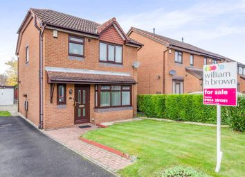 Thumbnail 3 bedroom detached house for sale in Parkinson Close, Wakefield