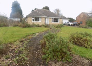 Thumbnail 4 bed detached bungalow for sale in The Green, Beckingham, Doncaster