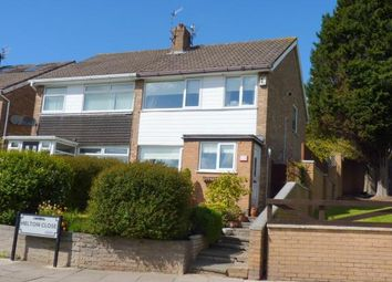 Thumbnail 3 bed semi-detached house for sale in Helton Close, Prenton, Merseyside