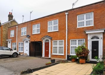 Thumbnail 2 bed end terrace house for sale in Gibbon Road, Kingston Upon Thames