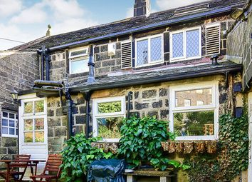 Thumbnail 2 bed terraced house for sale in Old Town Hall Cottages, Wadsworth, Hebden Bridge, West Yorkshire