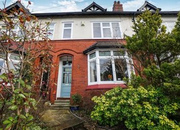 Thumbnail 4 bed terraced house for sale in Leigh Road, Hale, Altrincham, Greater Manchester