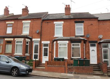 Thumbnail 2 bedroom terraced house to rent in Melbourne Road, Earlsdon, Coventry, West Midlands