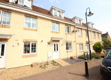 Thumbnail 3 bed town house for sale in Jury Road, Hampton Vale, Peterborough