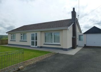 Thumbnail 3 bed detached bungalow for sale in Afallon, Boncath, Pembrokeshire