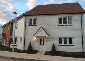 Thumbnail 3 bed property for sale in Flora Way, Hoo, Rochester