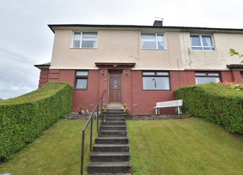 Thumbnail 2 bed flat for sale in 21 Rodney Road, Gourock