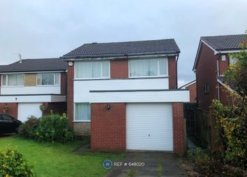 Thumbnail 3 bed detached house to rent in Hornsea Close, Bury