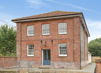 Thumbnail 4 bed barn conversion to rent in The Street, Hindolveston, Dereham