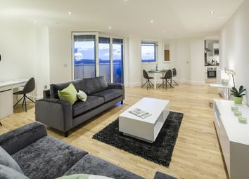 Thumbnail 2 bedroom flat to rent in Admirals Tower, 8 Dowells Street, New Capital Quay, Greenwich, London