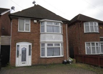 3 bed detached house for sale in Beech Drive, Leicester, 3 LE3